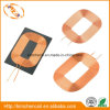 Dongguan Hot Sell 12.7uh Wireless Charger Rx Coil for Wireless Charging with Ferrite