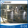 Factory Price Agitator Stirring Jacket Emulsification Stainless Steel Industrial Liquid Mixer