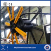 Ce HDPE Tritube Making Extruder Machine