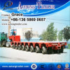 Heavy Duty Multi-Axle Hydraulic Modular Trailer on Sale