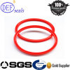 PU Red Buffer Rod Seals Bearing Hydraulic Seals