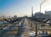 Belt Conveyor Conveyor Roller in Cold Area in Mongolia