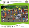 Kaiqi Climbing Frame Series for Children′s Playground - Customisation Available (KQ50113C)