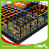 Professional Factory Indoor Trampoline Plaza with Ninja Warriors Course