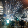 Outdoor Artificial Decoration Christmas LED Tree Lights