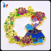 Custom Fashion Decorative Badge for Fashion Dress