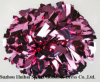 Metallic Pink POM Poms, Cheerleading POM Poms
