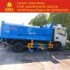 Diesel Type Fuel 4*2 Sinotruk-HOWO Dump Truck Trailer