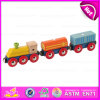 2015 Hot Sale Pull Truck Wood Toy for Baby, Mini Wooden Pull Truck Toy, Pretend Play Pull Truck Toy for Children W05c030