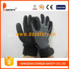 Ddsafety 2017 Stretch Fabric with Black Nitrile Glove