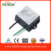 Parallel connection surge arrester for LED lamp protection