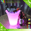 LED Lighted Plastic Ice Bucket for Serving Drinks Bcr-924b