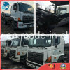 Shanghai-Located 350~450HP Original 20~40ton Japan Hino700 Used Trailer Tractor Truck
