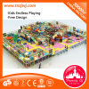 Guangzhou Factory Indoor Soft Playgrounds Equipment for Sale