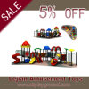 Classic Adventure Charming Anti-Static Playground Slide for Amusement Park (X1515-3)