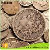 Hotselling Custom Souvenirs Metal Antique Copper Coin