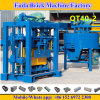 Small Stationary Concrete Habiterra Brick Making Machine