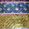 Crystal Gold Tile Splices for Wall Decoration