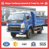 4X2 Small Cheap 10 Ton Light Tipper Truck