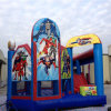 Justice League Theme Inflatable Bouncy Castle (RB3094)