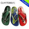 PE Sole Slipper Flip Flop with PVC Thongs