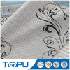 Hangzhou OEM Poly Knitted Mattress Ticking Fabric Cooling Treatment