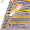 Custom Printed Warning Sticker (KG-PT004)
