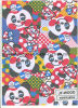 ISO9001: 2008 Certificate 1220*2440mm Pink Color Melamine MDF