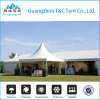 Single High Peak Outdoor Wedding Canopy Tent Mixed with Windows