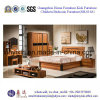China Bedroom Furniture MDF Queen Size Bed (SH-016#)