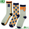 Wholesale 3 Pairs Custom Men Dress Cotton Socks