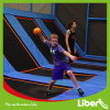 Liben Made in China Indoor Fly Bed Trampoline with Dodgeball
