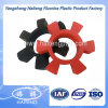 PU Coupling Pad PU Gasket with Red Black Color