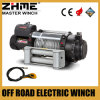 12 Volt 18000lbs Truck Cable Puller Winch with Wire Rope