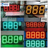 LED Petrol Advertising LED Display Screen Outdoor Waterproof LED Gas Price Signs Digital for Gas Station