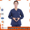 Fashion Nursing Scrubs Hospital Uniform Medical Scrubs with Pocket