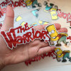 New Design Digital Printing Reusable Durable Any Shape Die Cut Sticker