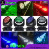 Professional 36X12W RGBW Wash LED Moving Head DJ Lighting