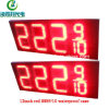 12inch Red Color LED Digital Display Board for Gas Station