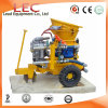 Lz-3A Pneumatic Type Air Motor Drive Dry Small Shotcrete Machine