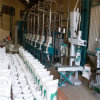 50t Maize Mill Installed in Niger