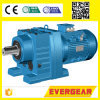Manufacturer R/RF/Rx/Rxf Helical Gearbox with Motor