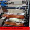 Non Woven Bags Flexo Printing Machine Printing One Side