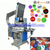 Four Color Automatic Plastic Cap Pad Printer