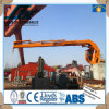 6t12m Knuckle and Telescopic Boom Marine Crane