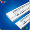 Lighting Fixture Grille Lamp T8 Housing with Ce and RoHS
