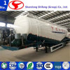 3 Axles 60 Tons Cement/Powder Coal Ash/Lime/Fly Ash/Silt Material /Tank Semi Trailer