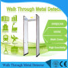 256 Sensitivity Level Walk Through Metal Detector, Muitl Zones Archway Metal Detector