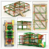 Adventure Play Equipment Rope Course and Shopping Mall Indoor Ropes Course