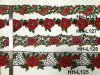 Manufacture Multicolor National Style Embroidery 3D Flower Lace
